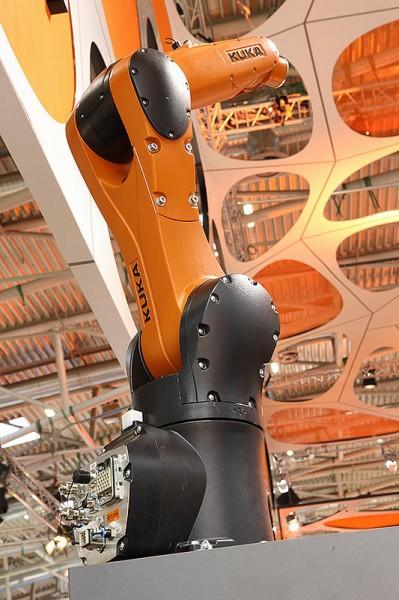 © Copyright: KUKA Roboter GmbH