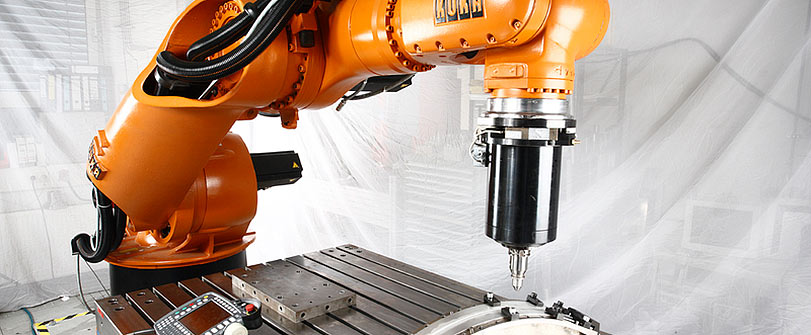 © Copy­right: KUKA Robo­ter GmbH
